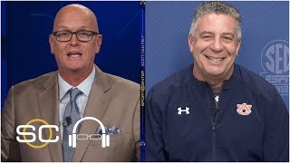 Auburn's Bruce Pearl: Coaches can help teams win games, but we can't win championships | SC with SVP