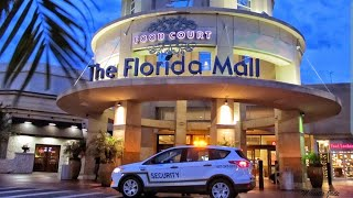 WE VISITED THE FLORIDA MALL IN ORLANDO