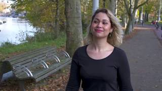 Luisa on why she studies in the Netherlands as an Orange Knowledge Changemaker