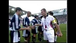Himnos de Argentina vs Inglaterra Mundial Francia 1998