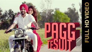 Pagg Te Suit Ft Sangram Hanjra  Vishwjeet