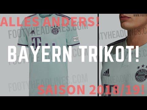 🔥 BAYERN MÜNCHEN AUSWÄRTS Trikot 18/19! (Saison 2018/19)!