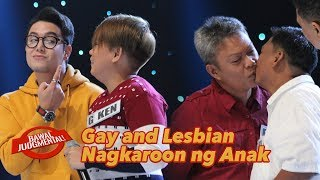 Gay and Lesbian Nagkaroon ng Anak | Bawal Judgmental | December 5, 2019