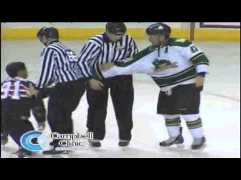 Andrew Randazzo vs. Jordan Foreman