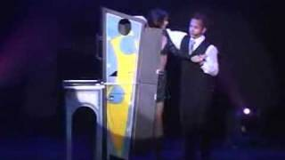 Jean Pierre Parent Comedy Magician