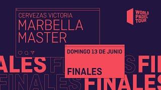 Finales - Cervezas Victoria Marbella Master 2021 - World Padel Tour