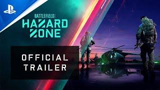 PlayStation Battlefield 2042 - Hazard Zone Official Trailer | PS5, PS4 anuncio