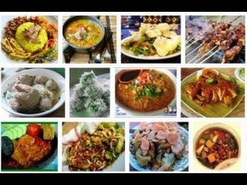 Inilah 10 Makanan Khas Indonesia Yang Mendunia Inilah 10 Makanan