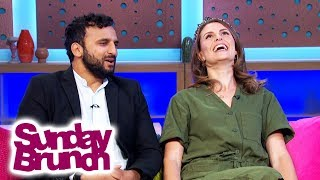 Nish Kumar & Ellie Taylor on Working on The Mash Report & Returning to Stand-Up | Sunday Brunch