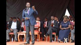Let's unite, DP Ruto tells Nasa - VIDEO