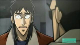 Kaiji Meets Endo Clip English Dub