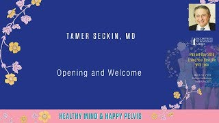 Tamer Seckin, MD – Patient Day 2019 – Opening and Welcome