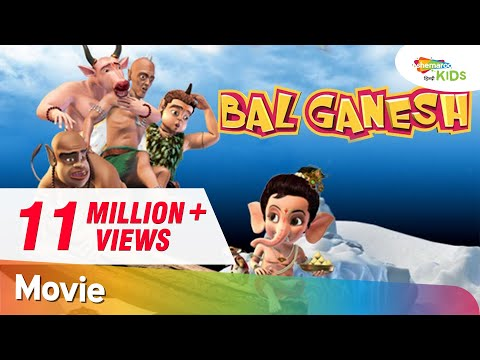Download Bal Ganesh Full Movie In Hindi – Popular Animation Movie For Kids (HD)  - Shemaroo Kids HD Mp4 3GP Video and MP3