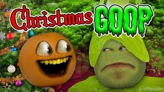 Annoying Orange - Christmas Goop! (FULL SONG)