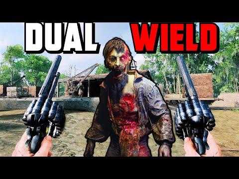 Hunt Showdown Adds Dual Wielding And It's Insane!