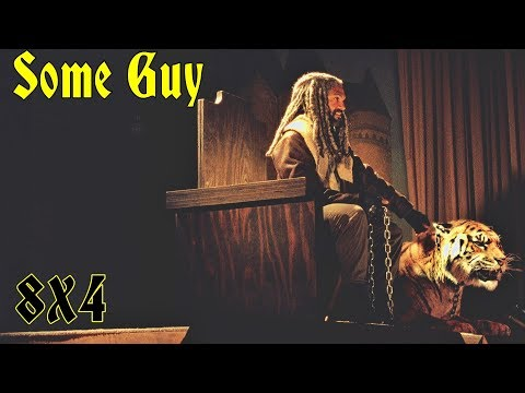 The Walking Dead || Some Guy