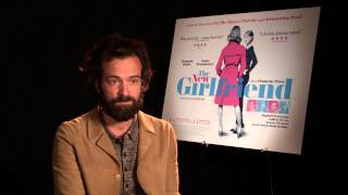 The New Girlfriend - Romain Duris interview