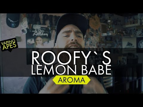 YouTube Video zu Roofys Lemon Babe Premium Aroma 10 ml