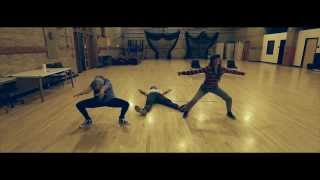 Charlie Wilson -  floatin' ft will.i.am and justin timberlake |  Choreography