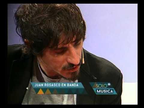 Juan Rosasco en Banda video Entrevista CM - Noviembre 2015