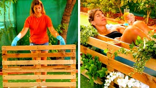CREATIVE WAYS TO DECORATE YOUR BACKYARD || Landscape Design Ideas By 5-Minute DECOR!