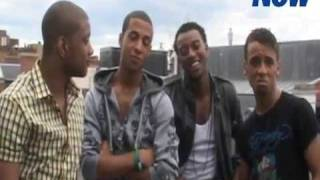 JLS - Talk About Girls And Celebrity Crushes