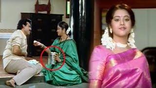 Venkatesh Telugu Best Performance Interesting And Emotional Scene | Telugu Movies | Mana Cinemalu