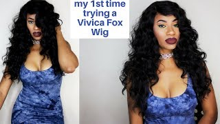 $37 Vivica A Fox ANTIQUE Lace Front Wig Www.ApexHairs.com