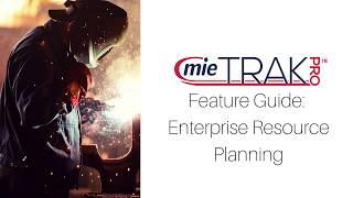 MIE Trak Pro video