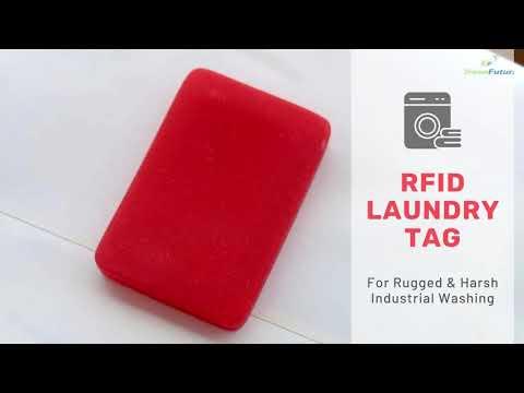 RFID Silicone Laundry tag
