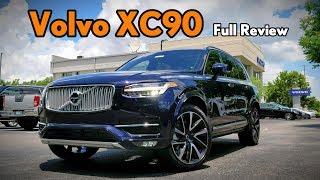 2019 Volvo XC90: FULL REVIEW   Volvo