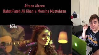 Reacts To: Afreen Afreen, Rahat Fateh Ali Khan & Momina Mustehsan, Episode 2, Coke Studio Season 9