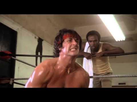 Rocky II Training Montage HD
