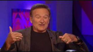 (HQ) Robin Williams on Jonathan Ross 2010.07.02 (part 1)