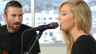 "BRANDON & LEAH ""SHOWSTOPPER"" ACOUSTIC PERFORMANCE AT CLEVVER MUSIC"