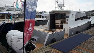 Luxury Aluminum Fishing Boat ! (Coastal Craft Express 33)
