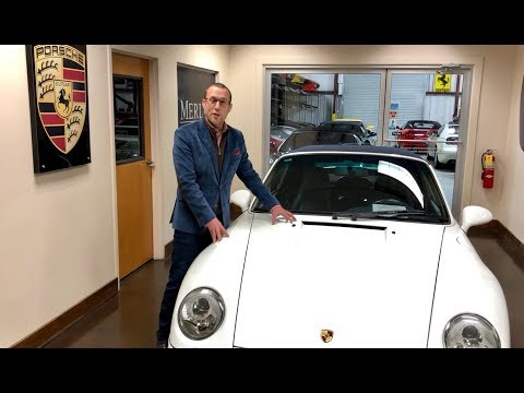 Adam Merlin: How Do You Determine a Car's Value? Porsche 911 (993) Example.
