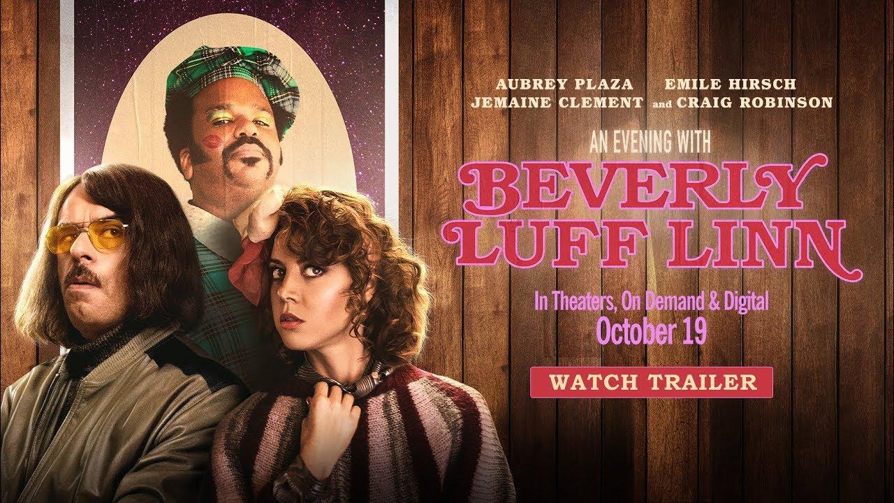 Trailer för An Evening with Beverly Luff Linn