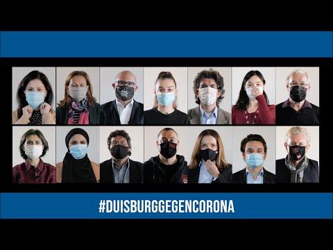Video Duisburg gegen Corona