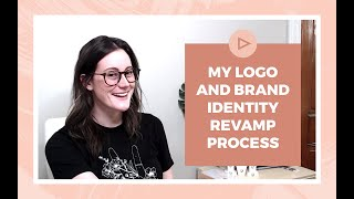 My Logo And Brand Identity Revamp Process
