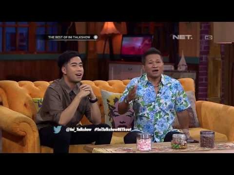 The Best Of Ini Talk Show - Vidi Aldiano Siap Jadi Produser Album Lagu Ini Talk Show