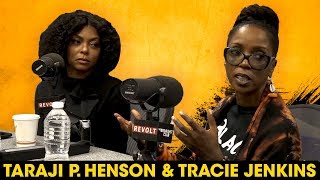 The Breakfast Club - Taraji P. Henson & Tracie Jenkins Talk Mental Health, Anxiety and Their Nonprofit Organization