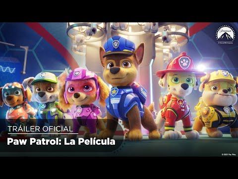 PAW Patrol La Película | Primer tráiler oficial | Doblada al español