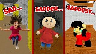 Making Weird Playtimes Very Very Sad... | Baldi's Basics