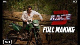 Race 3 | Full Making | Salman Khan | Remo D