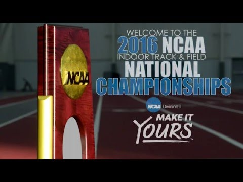 2016 NCAA DII Indoor Track & Field National Championships - Pittsburg State University