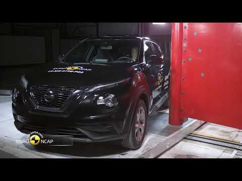NCAP: Nissan Juke