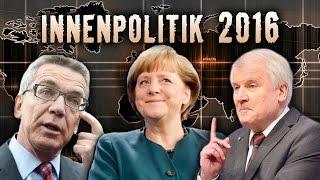 Innenpolitik 2016 – Christoph Hörstel im NuoViso Talk