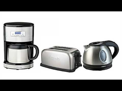 Beste Wasserkocher & Toaster Sets | Top 10 der besten Wasserkocher & Toaster Sets