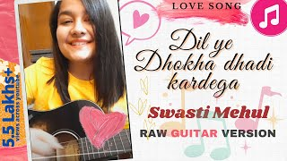 Dhoka Dhadi | Cover By Swasti Mehul - Female   - YouTube